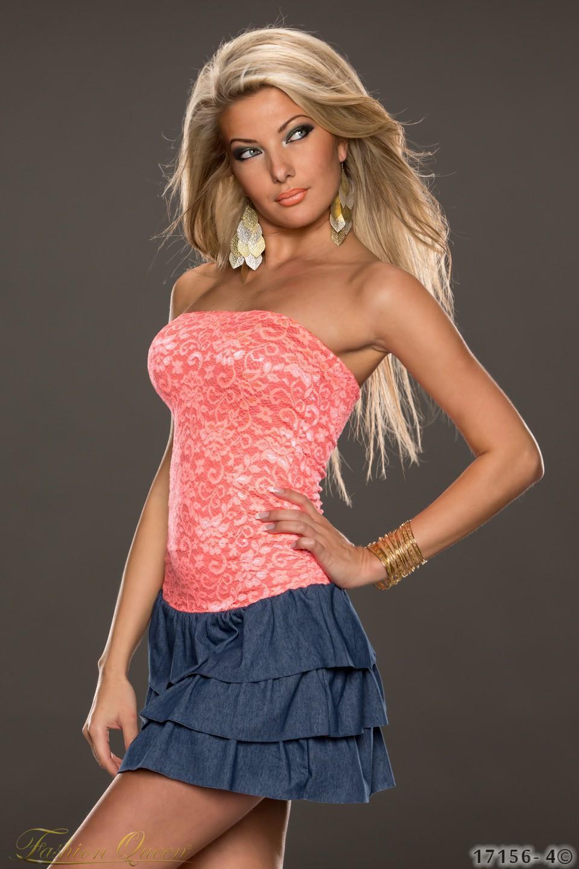 Fashion Queen - Dámske oblečenie a móda - Minišaty 481131f8ae9