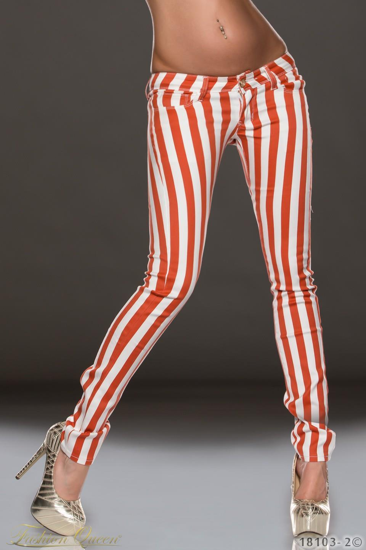 b5877614ad75 Fashion Queen - Dámske oblečenie a móda - Pásikavé nohavice