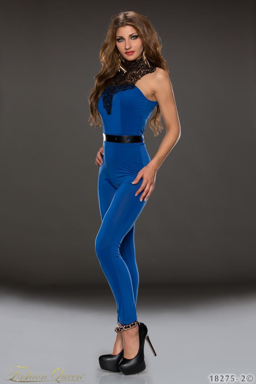 fdefaee2270e Fashion Queen - Dámske oblečenie a móda - Modrý overal