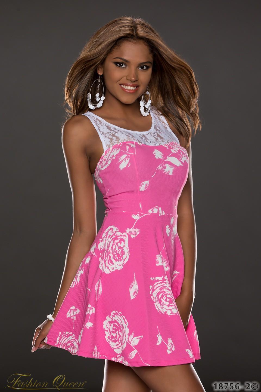 cc619e2430e6 Fashion Queen - Dámske oblečenie a móda - Letné šaty s čipkou