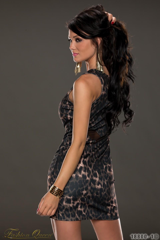29b81a867 Fashion Queen - Dámske oblečenie a móda - Šaty so zvieracím vzorom