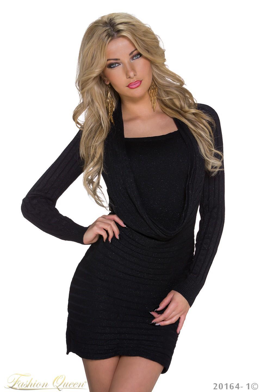 22d2efac26 Fashion Queen - Dámske oblečenie a móda - Úpletové minišaty