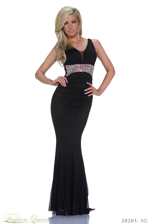 8a8bbc0d5e67 Fashion Queen - Dámske oblečenie a móda - Plesové šaty dlhé