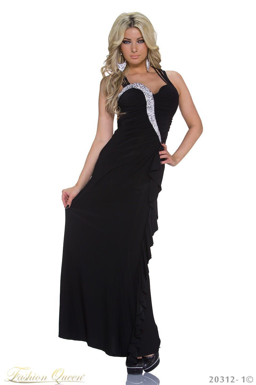 Plesové šaty dlhé