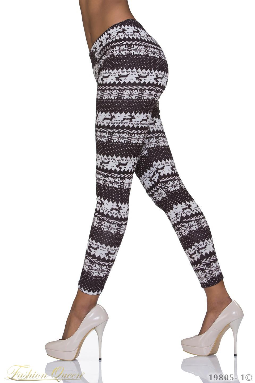b8bf13d39f8 Fashion Queen - Dámske oblečenie a móda - Legíny s potlačou