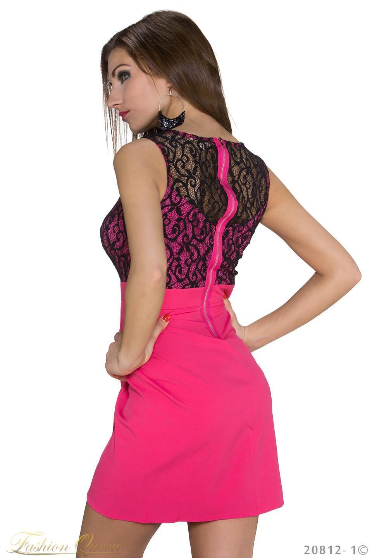 6091f4983424 Fashion Queen - Dámske oblečenie a móda - Minišaty s čipkou