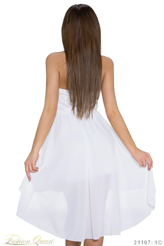 Fashion Queen - Dámske oblečenie a móda - Asymetrické letné šaty adea2defac7