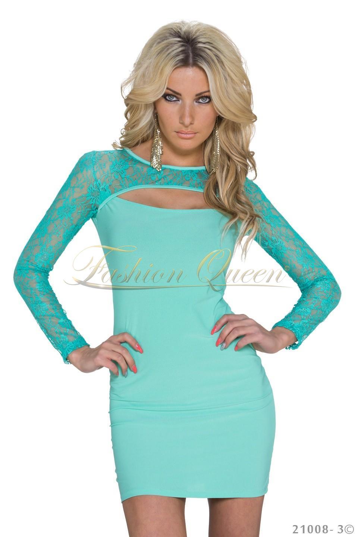 0029138ac671 Fashion Queen - Dámske oblečenie a móda - Čipkované minišaty