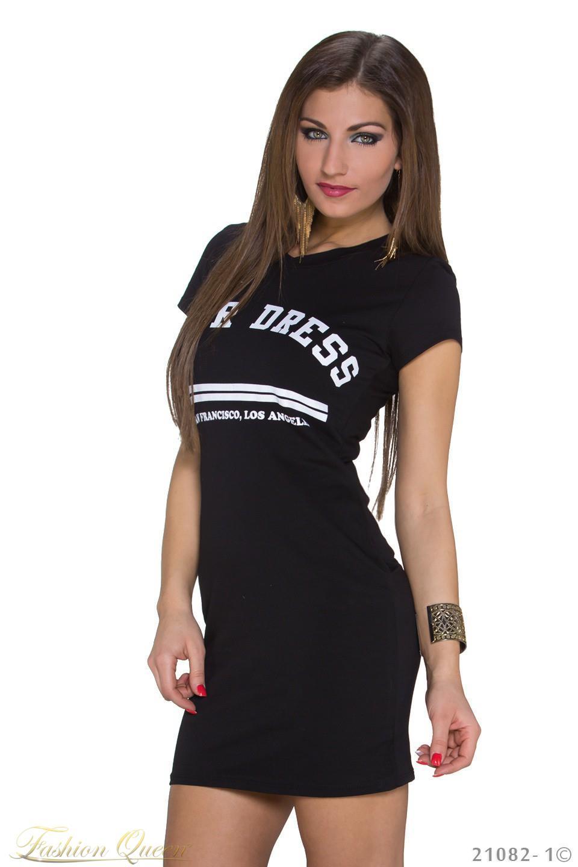 6bdbb6bbe000 Fashion Queen - Dámske oblečenie a móda - Pohodlné šaty s potlačou