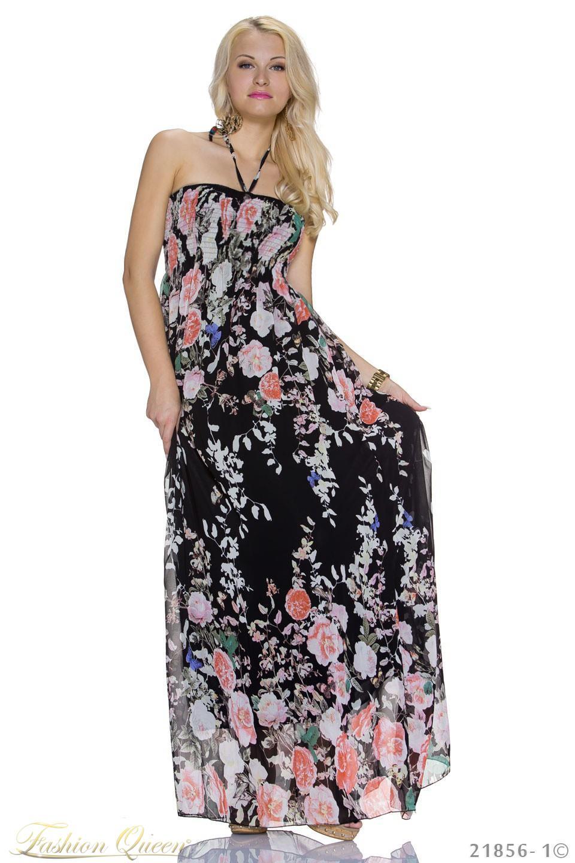 da0254d300bf Fashion Queen - Dámske oblečenie a móda - Letné šaty dlhé