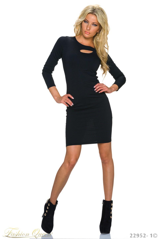 fb5026c7f876 Fashion Queen - Dámske oblečenie a móda - Šaty s rukávom