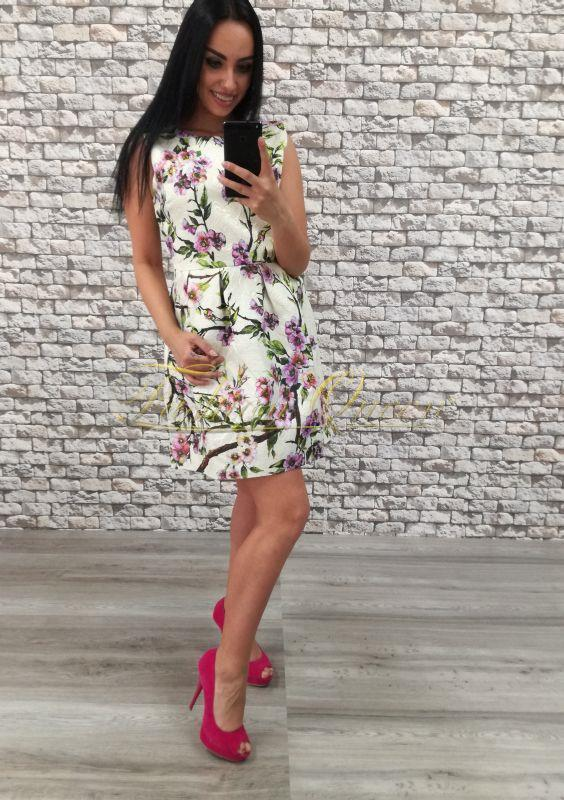 b1dd4096ea5b Fashion Queen - Dámske oblečenie a móda - Kvetované minišaty