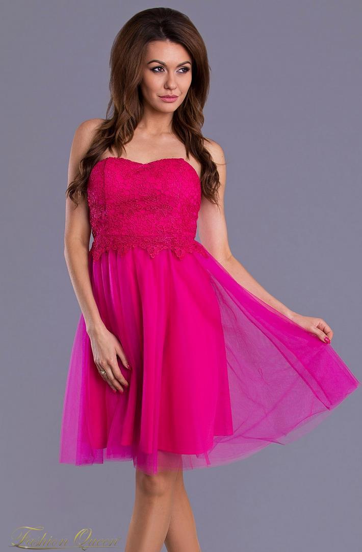 Spoločenské šaty krátke d4d71694b8a