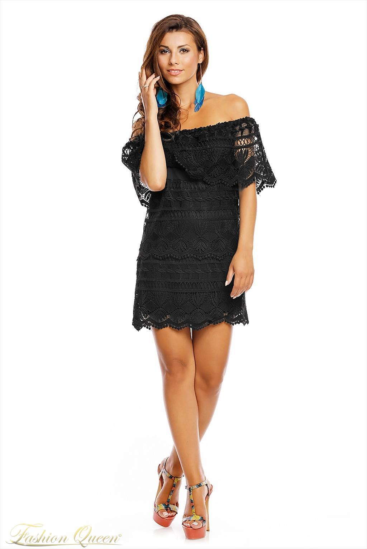Fashion Queen - Dámske oblečenie a móda - Letné šaty čipkované 25dc269f46c