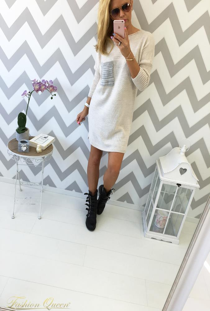 a093665b1f0 Fashion Queen - Dámske oblečenie a móda - Pletené šaty