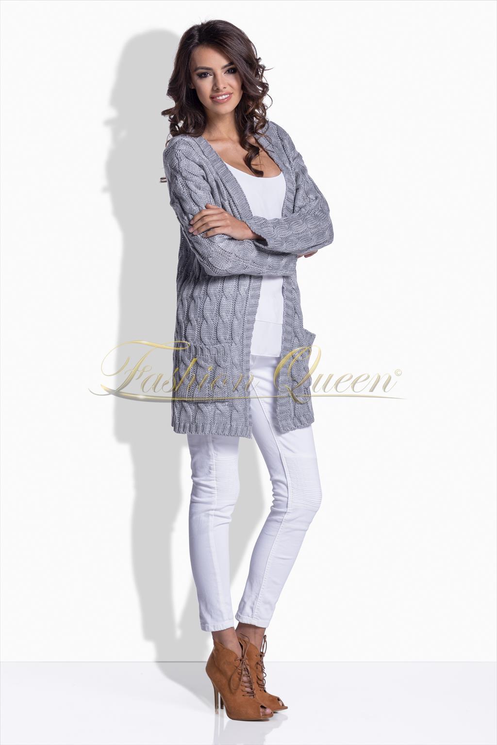 fe0ffd256443 Fashion Queen - Dámske oblečenie a móda - Dlhý sveter