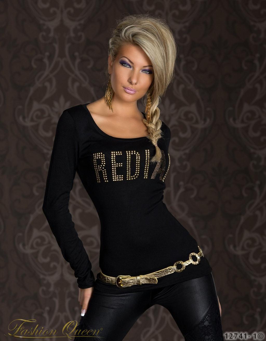 40c3cdb5c971 Fashion Queen - Dámske oblečenie a móda - Svetrík REDIAL