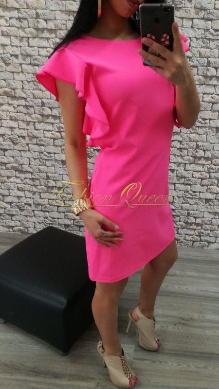 2d71270e8cb9 Fashion Queen - Dámske oblečenie a móda - Šaty s volánmi