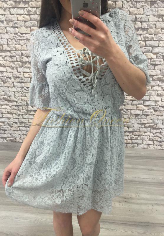 4873048e57cb Fashion Queen - Dámske oblečenie a móda - Letné čipkované šaty