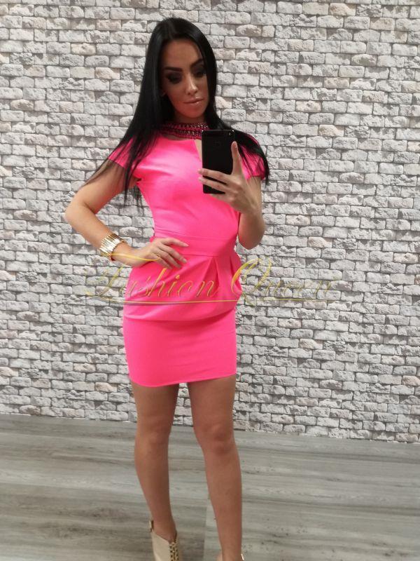 42375bf3b71e8 Fashion Queen - Dámske oblečenie a móda - Neónové minišaty