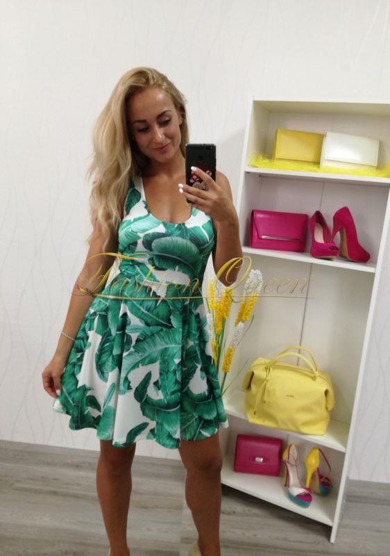abf6221e5b1b Fashion Queen - Dámske oblečenie a móda - Šaty s odhaleným chrbtom