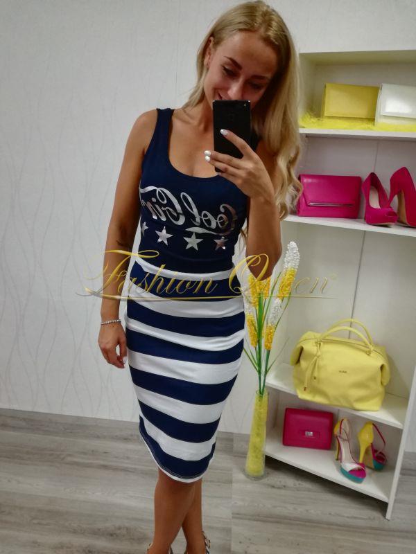 "Fashion Queen - Dámske oblečenie a móda - Šaty ""Cool Girl"" e7178244ec9"