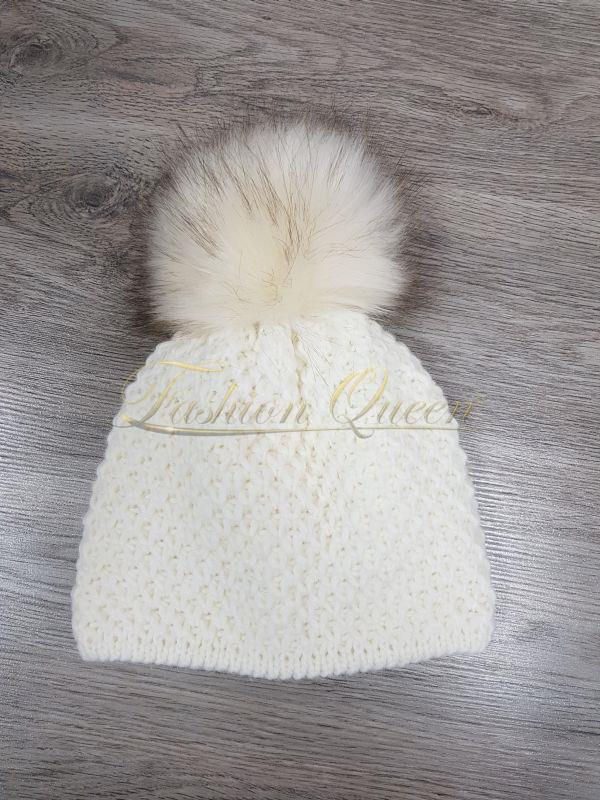 86219e6da Fashion Queen - Dámske oblečenie a móda - Pletená čiapka