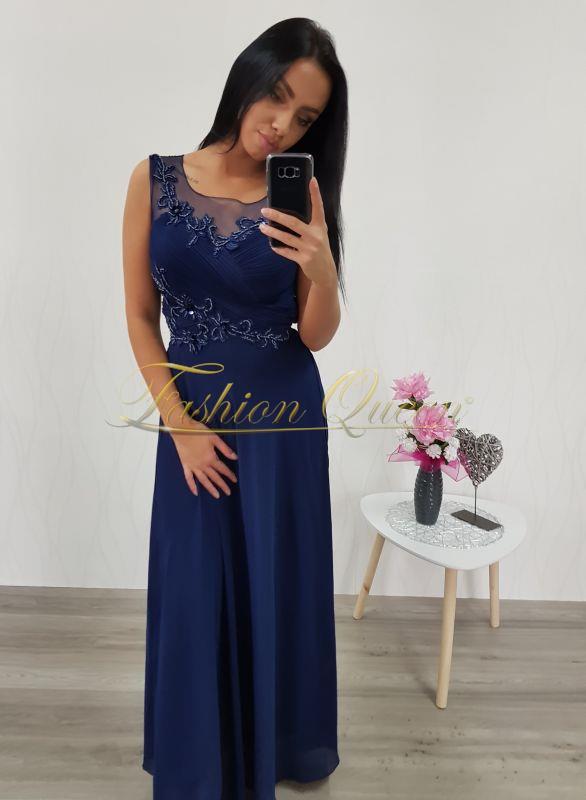 Fashion Queen - Dámske oblečenie a móda - Dlhé plesové šaty 1bde45b44d5