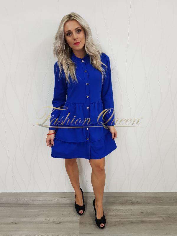 f4af1e4c931c Fashion Queen - Dámske oblečenie a móda - Modré šaty