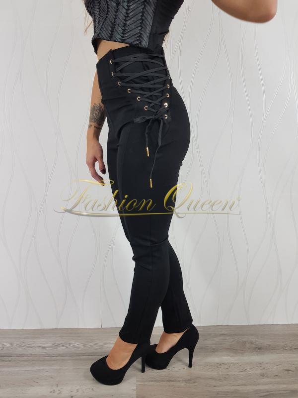 33f9ae5a0e5b Fashion Queen - Dámske oblečenie a móda - Nohavice s vysokým pásom