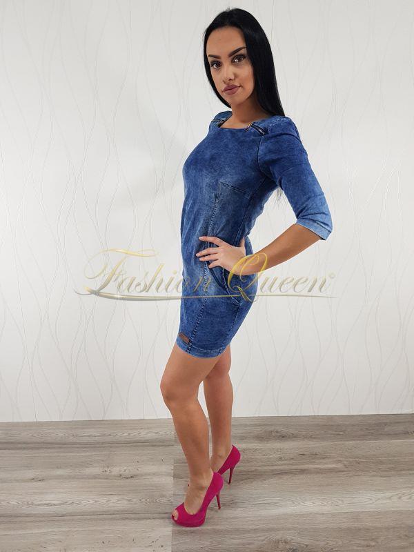 d4f0b655b7d4 Fashion Queen - Dámske oblečenie a móda - Rifľové šaty
