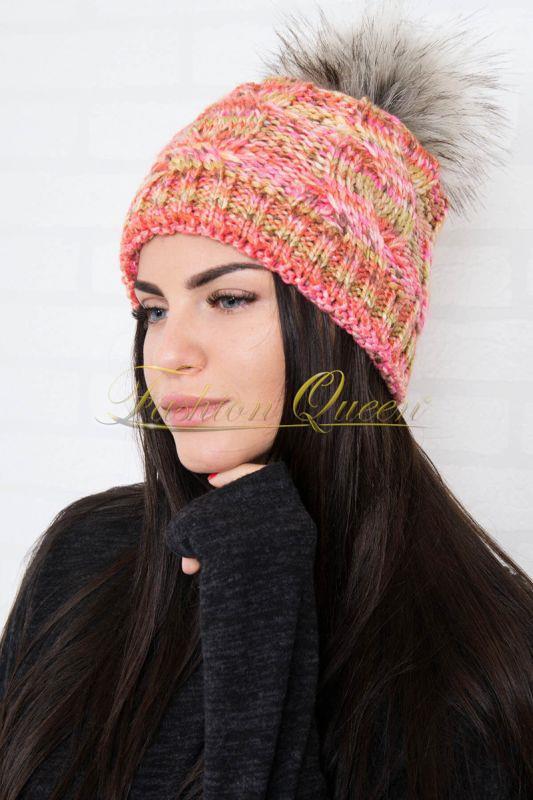 cbcaab336 Fashion Queen - Dámske oblečenie a móda - Farebná čiapka