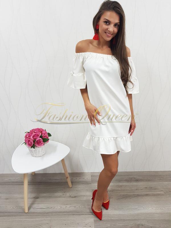 fa8d4346ee1d Fashion Queen - Dámske oblečenie a móda - Šaty s volánom