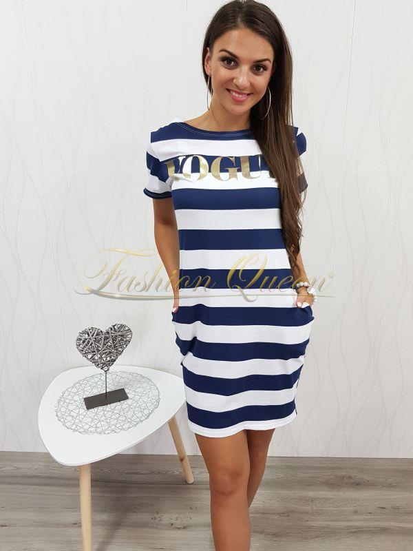 c76e696ca Fashion Queen - Dámske oblečenie a móda - Námornícke šaty