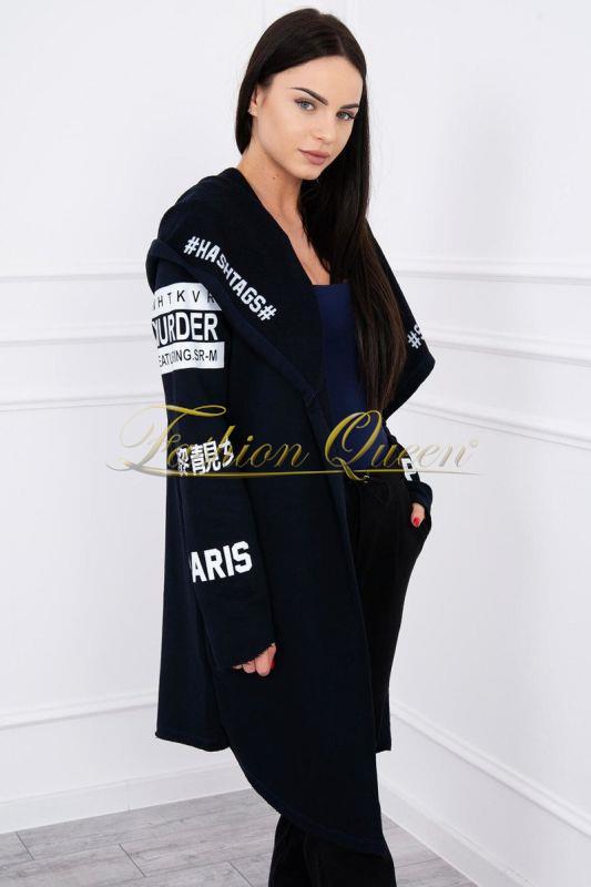 545c6e6e83 Fashion Queen - Dámske oblečenie a móda - Kardigán s potlačou