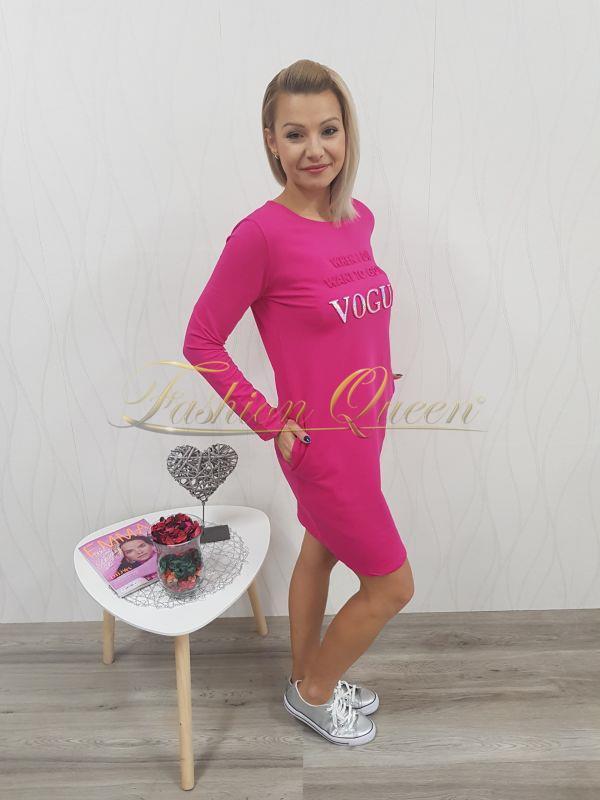 """Fashion Queen - Dámske oblečenie a móda - Šaty """"VOGUE"""" 7cae1e02094"""
