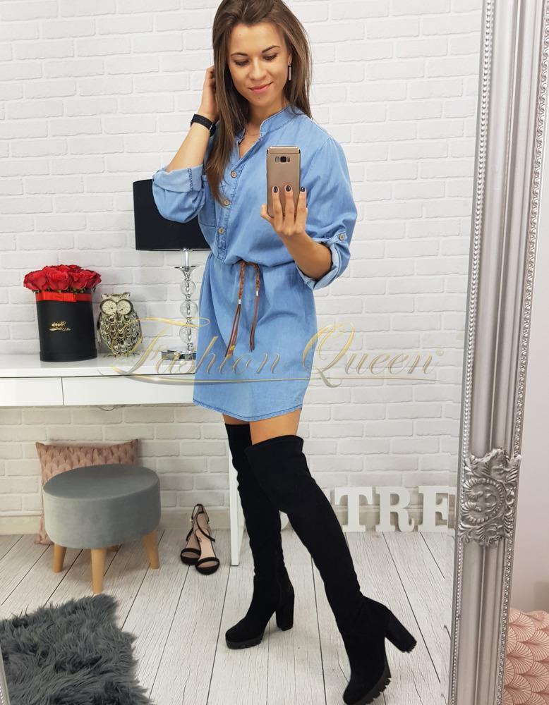 1c14f7ee9bce Fashion Queen - Dámske oblečenie a móda - Džínsové šaty