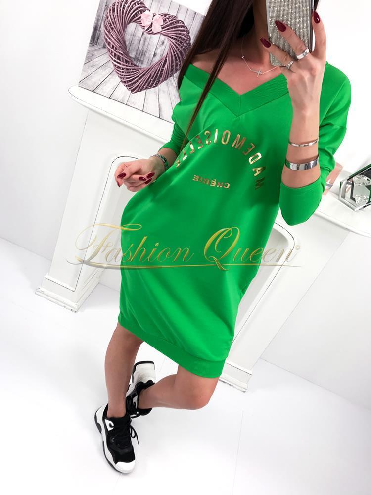 Fashion Queen - Dámske oblečenie a móda - Šaty s aplikáciou 1f770b995f5
