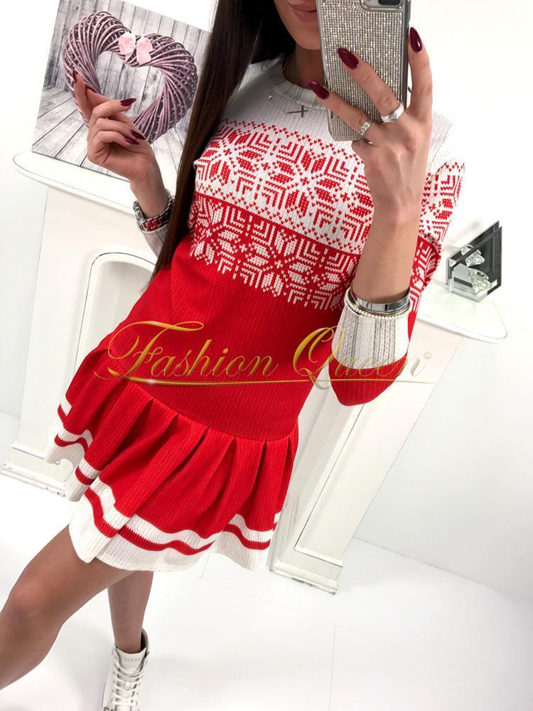Fashion Queen - Dámske oblečenie a móda - Vianočné šaty 5e82fdebc6f