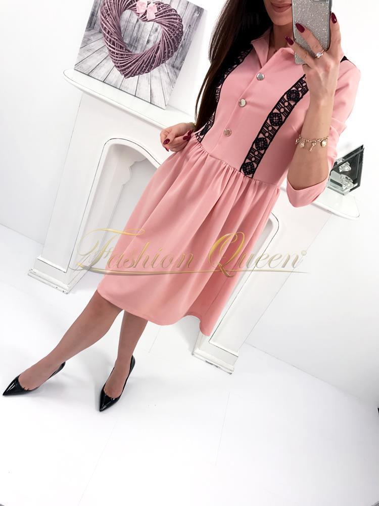 373baad0414e Fashion Queen - Dámske oblečenie a móda - Šaty na gombíky
