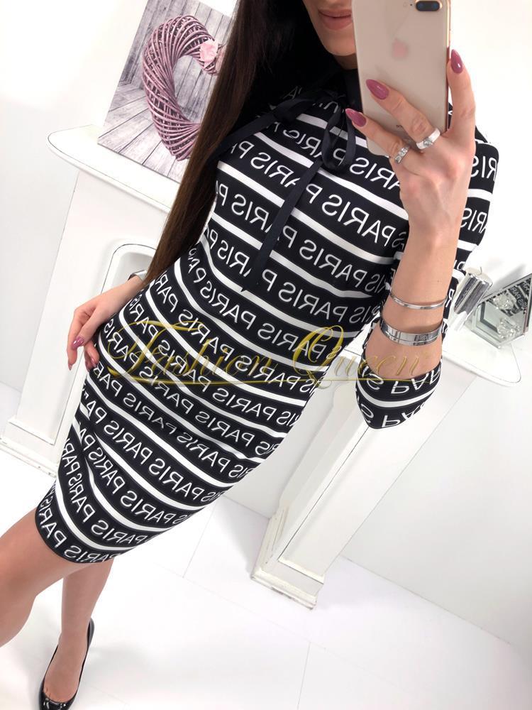 Fashion Queen - Dámske oblečenie a móda - Šaty PARIS 920db5c215d