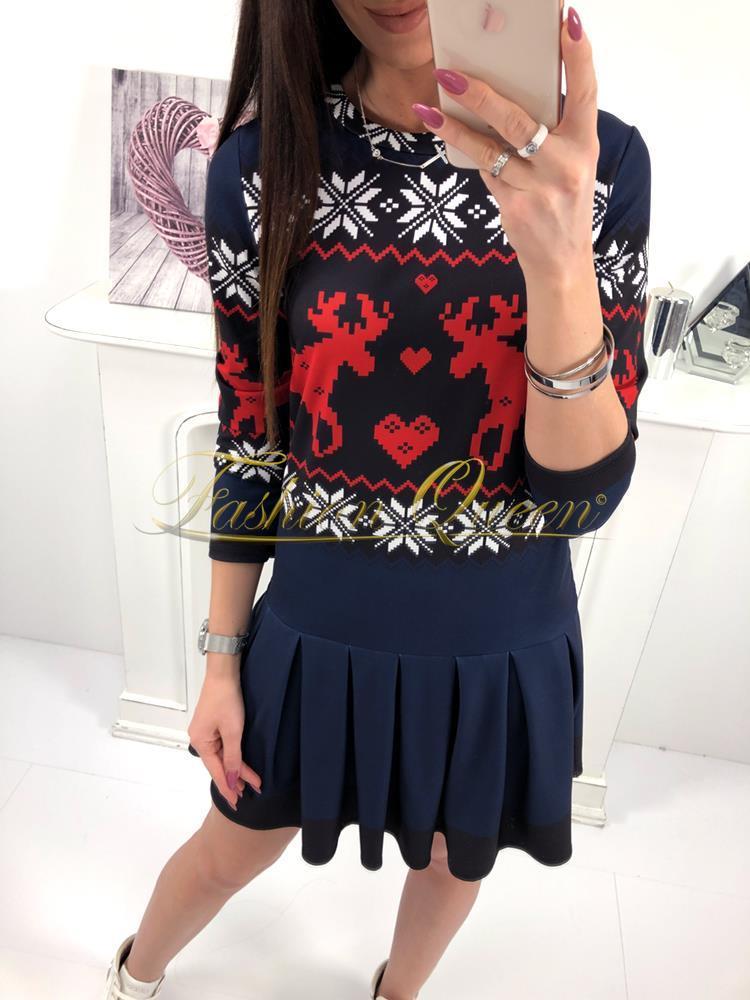 836c9bd86 Fashion Queen - Dámske oblečenie a móda - Šaty so vzorom