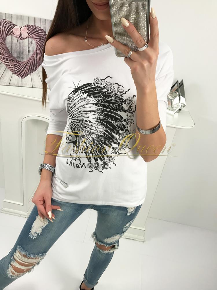 8bf0c9d98b97 Fashion Queen - Dámske oblečenie a móda - Trendy tričko