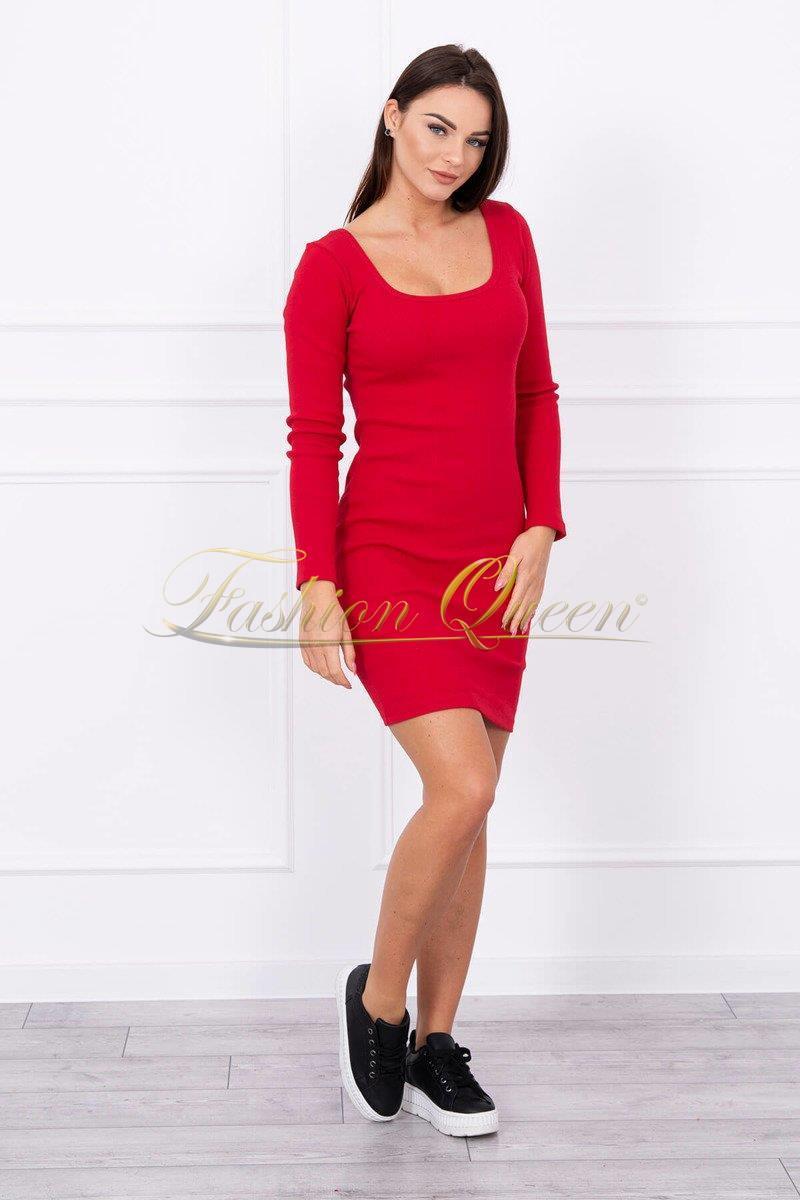 b3e7d916d762 Fashion Queen - Dámske oblečenie a móda - Šaty s okrúhlym výstrihom