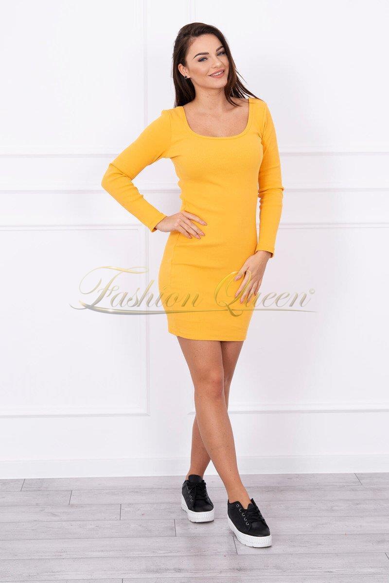Fashion Queen - Dámske oblečenie a móda - Šaty s okrúhlym výstrihom 3f8d7339296
