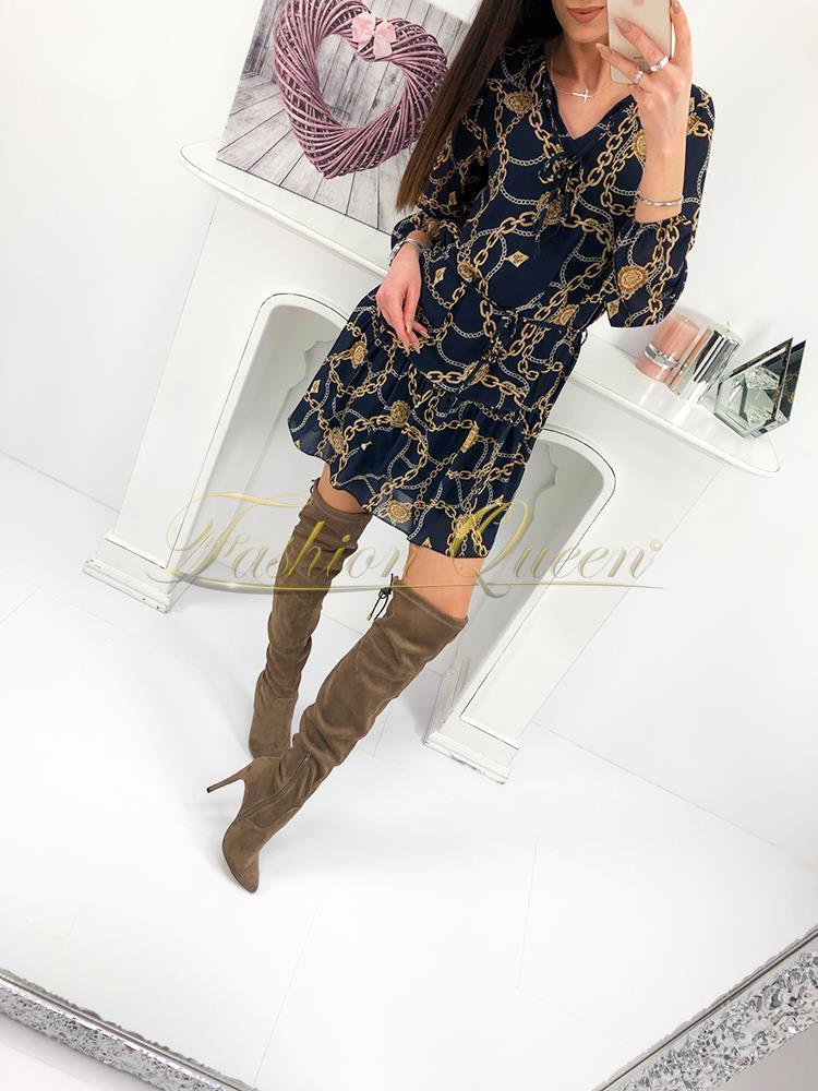 b8be6d553 Fashion Queen - Dámske oblečenie a móda - Šaty s potlačou
