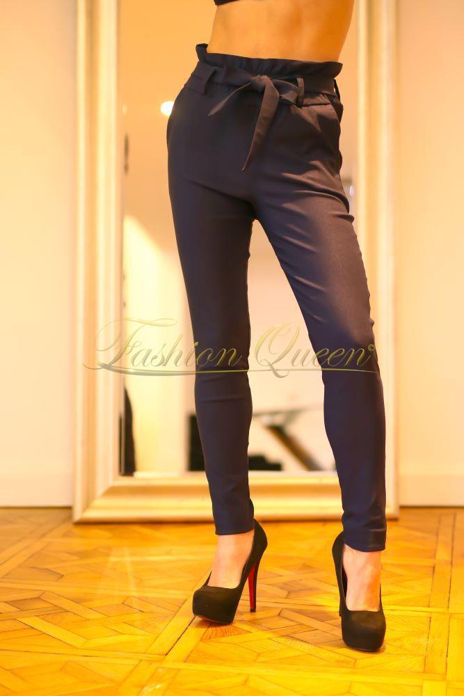 Nohavice s vysokým pásom