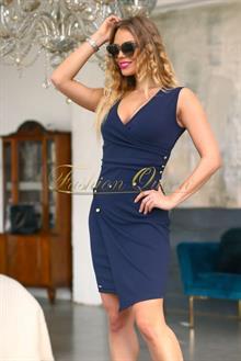 a8763630a638 Fashion Queen - Dámske oblečenie a móda - Šaty s mašľou