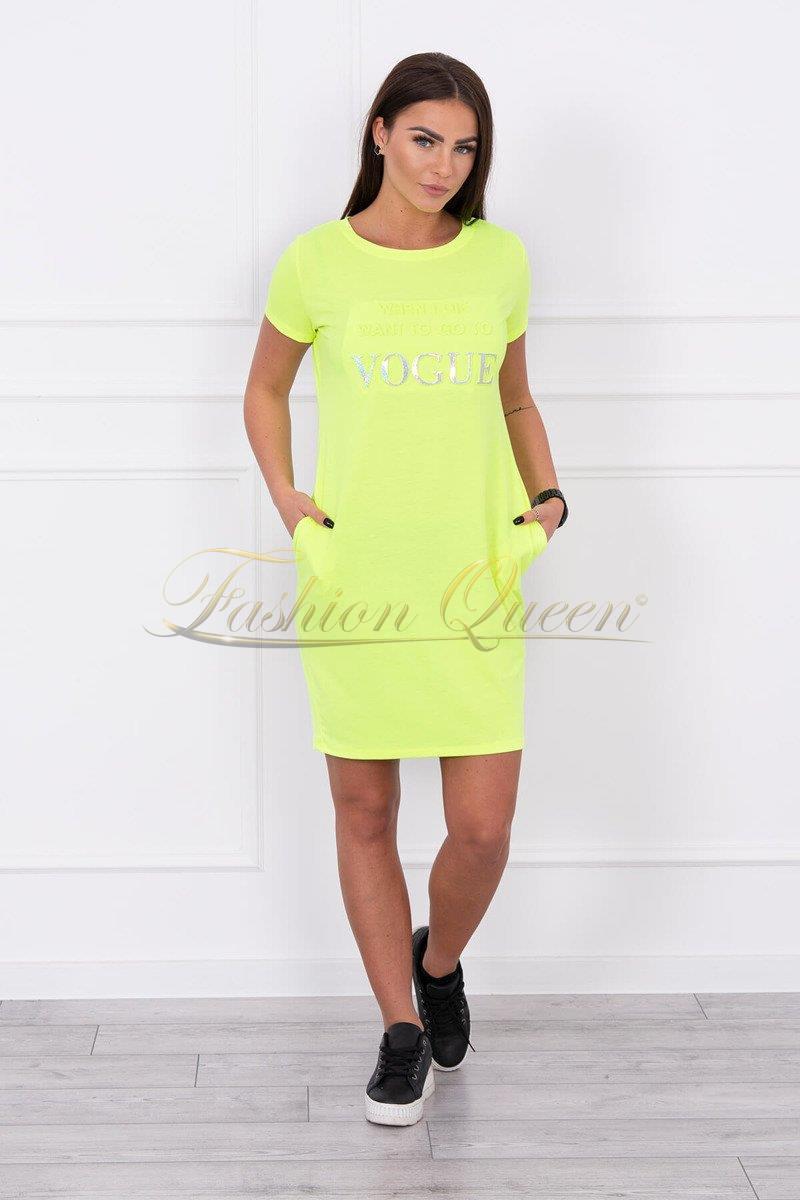 "2dd1da60d602 Fashion Queen - Dámske oblečenie a móda - Šaty ""VOGUE"""