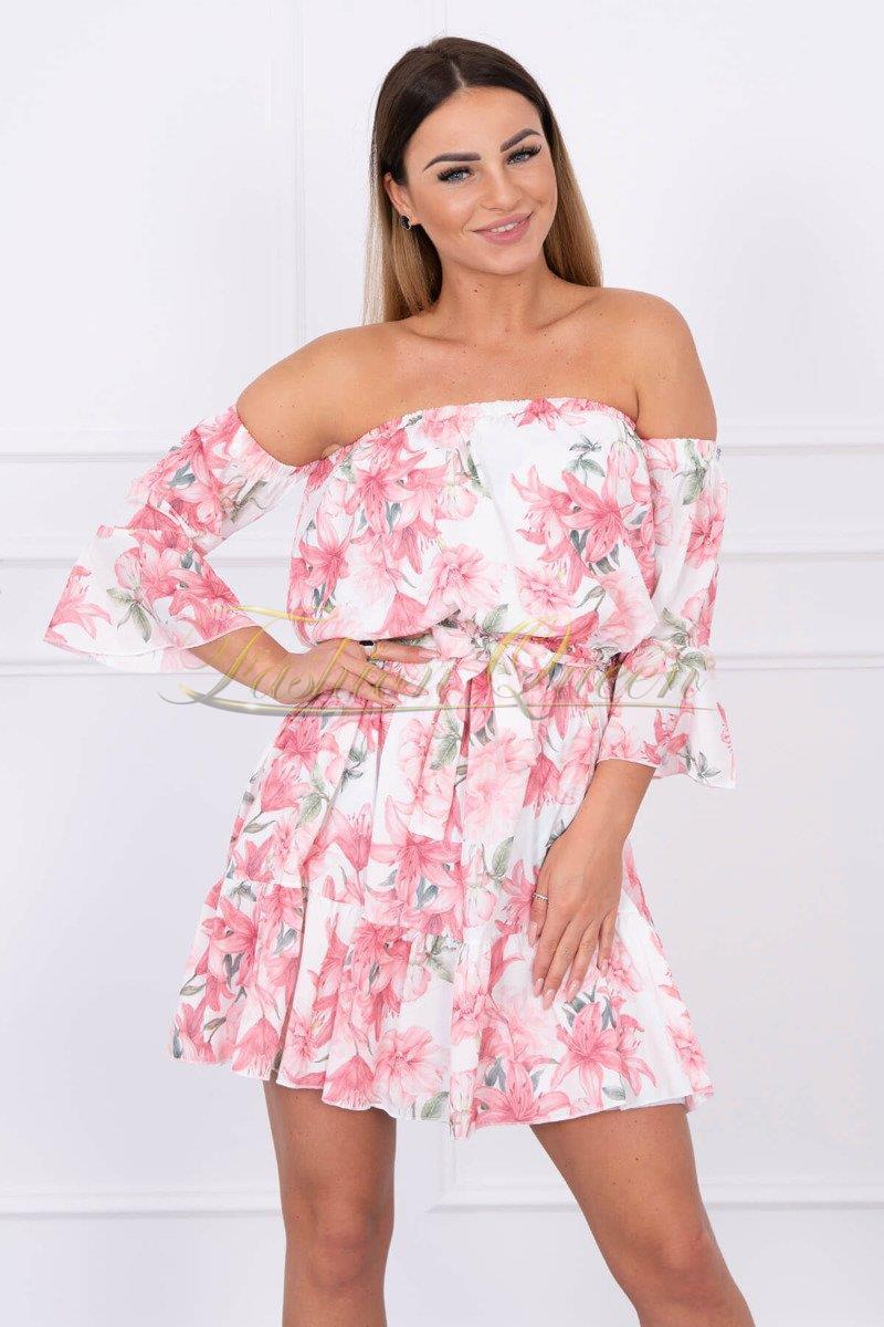 1c89362b4095 Fashion Queen - Dámske oblečenie a móda - Kvetované šaty